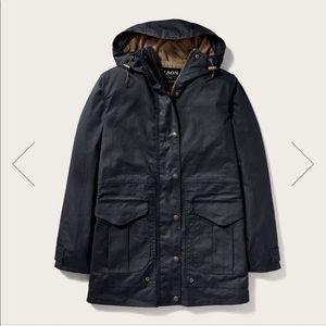 Filson Pinedale all weather rain jacket